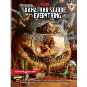Xanathar's Guide to Everything, Dungeons & Dragons (Hardcover)