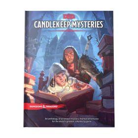 Candlekeep Mysteries, Dungeons & Dragons Adventure Book (Hardcover)