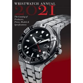 Wristwatch Annual 2021: The Catalog of Producers, Prices, Models, and Specifications (Paperback)
