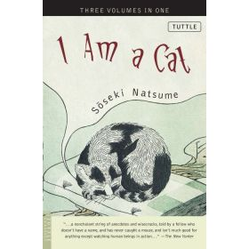 I am a Cat: Three Volumes in One, Tuttle Classics (Paperback)
