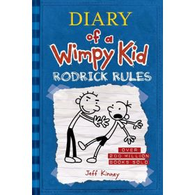 Rodrick Rules: Diary of a Wimpy Kid, Book 2 (Paperback)