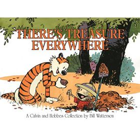 There's Treasure Everywhere, Calvin and Hobbes Book 15 (Paperback)