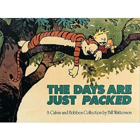 Days are Just Packed, Calvin and Hobbes Book 12 (Paperback)