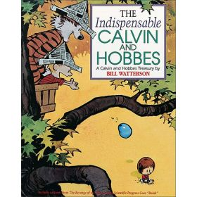 Indispensable Calvin and Hobbes Treasury (Paperback)