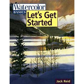 Watercolor Basics: Let's Get Started (Paperback)