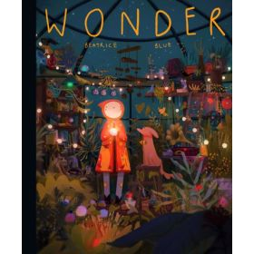 Wonder: The Art and Practice of Beatrice Blue (Hardcover)