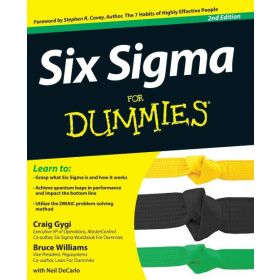 Six Sigma For Dummies, 2nd Edition (Paperback)