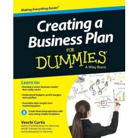 Creating a Business Plan For Dummies, (For Dummies Series) (Paperback)
