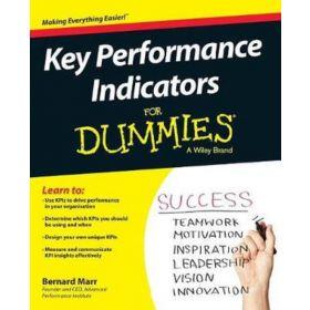 Key Performance Indicators For Dummies (Paperback)