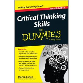 Critical Thinking Skills for Dummies (Paperback)