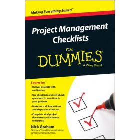 Project Management Checklists For Dummies (Paperback)