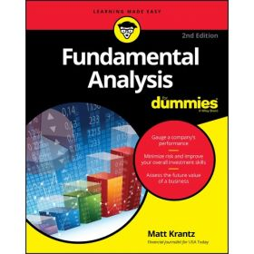 Fundamental Analysis For Dummies, 2nd Edition (Paperback)
