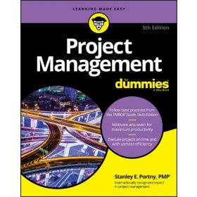 Project Management For Dummies, 5th Edition (Paperback)