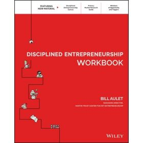 Disciplined Entrepreneurship Workbook (Paperback)