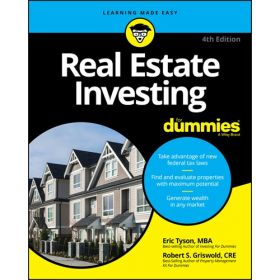 Real Estate Investing For Dummies, 4th Edition (Paperback)