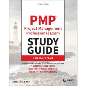 PMP Project Management Professional Exam Study Guide: 2021 Exam Update 10th Edition (Paperback)