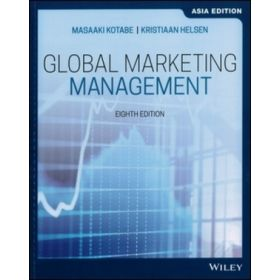 Global Marketing Management: 8th Edition, Asia Edition (Paperback)