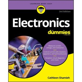 Electronics For Dummies, 3rd Edition (Paperback)