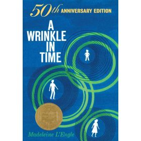 A Wrinkle in Time, 50th Anniversary Commemorative Edition (Paperback)