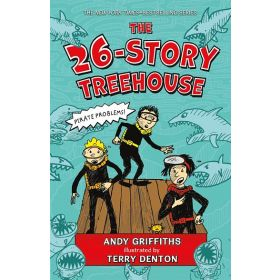 The 26-Story Treehouse: Pirate Problems!, The Treehouse Book 2 (Hardcover)