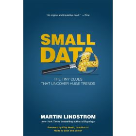 Small Data: The Tiny Clues That Uncover Huge Trends (Hardcover)