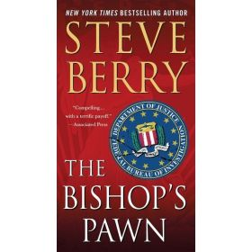 The Bishop's Pawn, Cotton Malone (Mass Market)