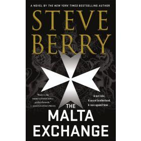 The Malta Exchange: A Novel, Cotton Malone, Book 14 (Paperback)