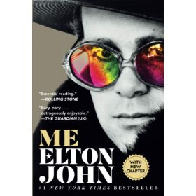 Me: Elton John Official Autobiography (Hardcover)