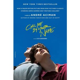Call Me by Your Name, Movie Tie-In Edition (Paperback)