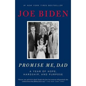 Promise Me, Dad: A Year of Hope, Hardship, and Purpose (Paperback)