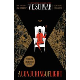 A Conjuring of Light Collector's Edition: A Novel (Hardcover)