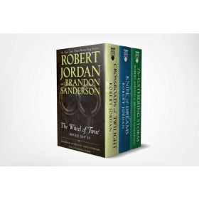 Wheel of Time Premium Boxed Set IV: Books 10-12 (Mass Market)