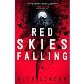 Red Skies Falling: The Skybound Saga, Book 2 (Paperback)