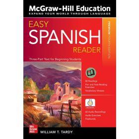 Easy Spanish Reader, Premium Fourth Edition (Paperback)