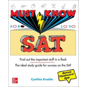 Must Know SAT (Paperback)