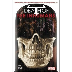 Death of the Inhumans (Paperback)