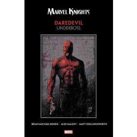 Marvel Knights Daredevil by Bendis & Maleev: Underboss (Paperback)