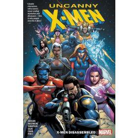 Uncanny X-Men, Vol. 1: X-Men Disassembled (Hardcover)