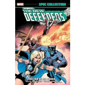 Defenders Epic Collection: The End of All Songs (Paperback)