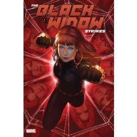 The Black Widow Strikes Omnibus (Hardcover)