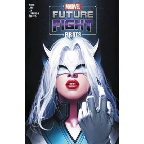 Future Fight Firsts (Paperback)