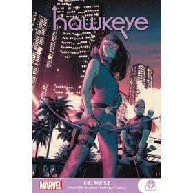 Hawkeye: Go West (Paperback)