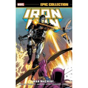 Iron Man Epic Collection: War Machine (Paperback)
