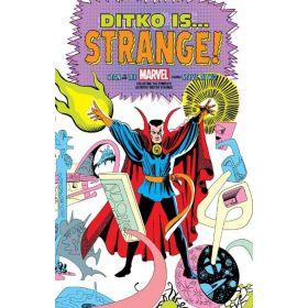 Ditko is...Strange! (Hardcover)