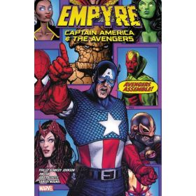 Empyre: Captain America and Avengers (Trade Paperback)