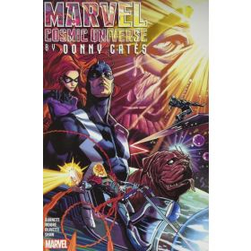 Marvel Cosmic Universe by Donny Cates, Omnibus Vol. 1 (Hardcover)