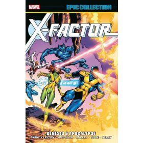 X-Factor Epic Collection: Genesis & Apocalypse (Paperback)