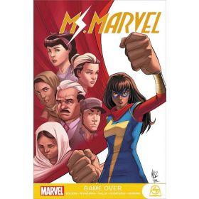 Ms. Marvel: Game Over (Paperback)