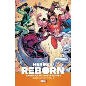 Heroes Reborn: America's Mightiest Heroes Companion, Vol. 1 (Paperback)
