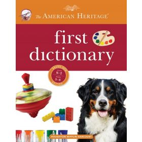 American Heritage First Dictionary (Paperback)